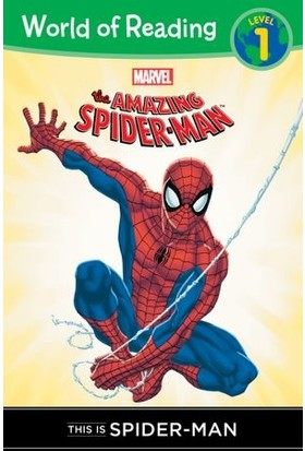 This Is Spider-Man (World Of Reading, Level 1) - Thomas Macri