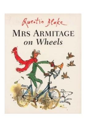 Mrs Armitage On Wheel - Quentin Blake