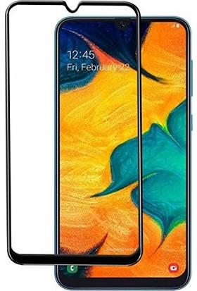 Engo Samsung Galaxy A50 Ekran Koruyucu Cam 5d Yeni Nesil Tam Kaplama Temperli