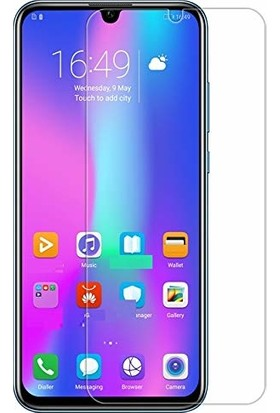 Engo Honor 10 Lite Ekran Koruyucu Cam Nano Flexible Esnek 9h Temperli