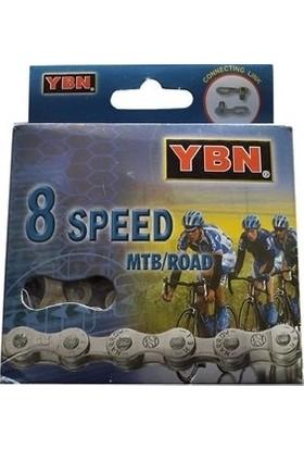 Ybn 7 8 Li Zincir S8C Gümüş