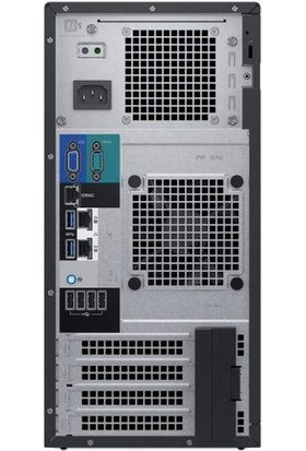 Dell PET140M2 T140 E-2124 1X8GB 2X1TB Sata Tower Server
