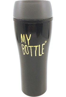 Ubihome My Bottle Bardak Siyah