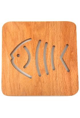 Ubihome Ahşap Nihale Balık