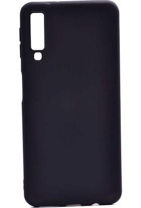 Ehr. Samsung Galaxy A2 Core Priming Mat Silikon Arka Kapak Kılıf Siyah