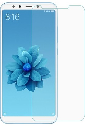 Casestore Xiaomi Mi A2 Nano Ekran Koruyucu Cam Şeffaf