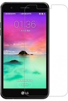Casestore LG K10 Nano Ekran Koruyucu Cam Şeffaf
