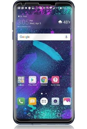 Casestore LG V30 Nano Ekran Koruyucu Cam Şeffaf