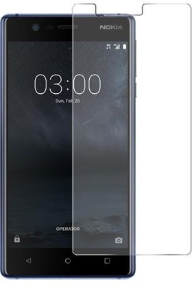 Casestore Nokia 5 Nano Ekran Koruyucu Cam Şeffaf