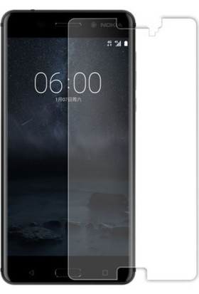 Casestore Nokia 8 Nano Ekran Koruyucu Cam Şeffaf