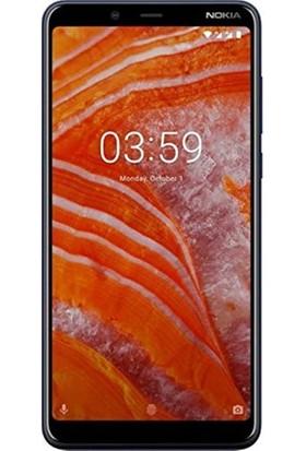Ehr. Nokia 3.1 Nano Ekran Koruyucu Cam Şeffaf