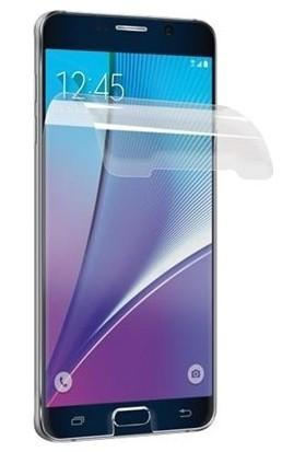 Casestore Samsung Galaxy Note 5 Nano Ekran Koruyucu Cam Şeffaf + Şeffaf Silikon Kılıf