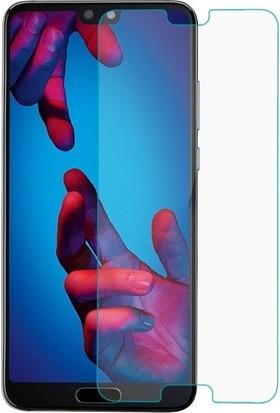Casestore Huawei P20 Pro Nano Ekran Koruyucu Cam Şeffaf + Şeffaf Silikon Kılıf