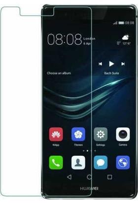 Casestore Huawei P9 Lite 2017 Nano Ekran Koruyucu Cam Şeffaf + Şeffaf Silikon Kılıf