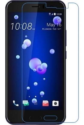 Casestore HTC U11 Lite Nano Ekran Koruyucu Cam Şeffaf + Şeffaf Silikon Kılıf