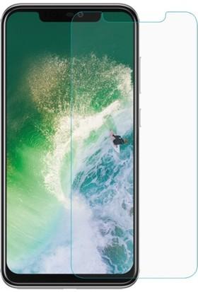 Casestore Casper Via A3 Nano Ekran Koruyucu Cam Şeffaf + Şeffaf Silikon Kılıf