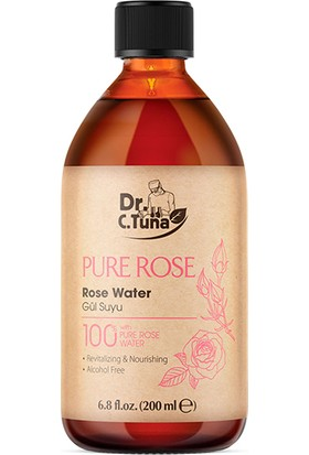 Farmasi Dr.C.Tuna Pure Rose Gül Suyu 200ml