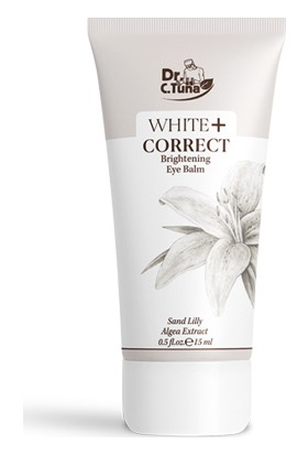 Farmasi Dr.C.Tuna White Correct Göz Balmı 15 ml