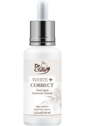 Farmasi Dr.C.Tuna White Correct Koyu Leke Giderici 30 ml