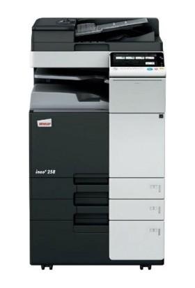 Develop İneo+ 258 Renkli A3 Fotokopi Makinesi