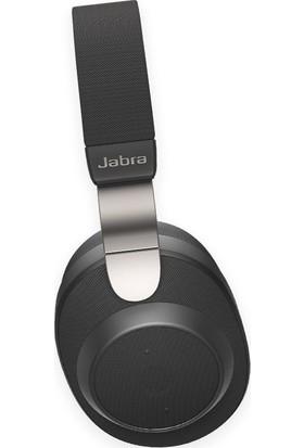 Jabra Elite 85H Aktif-Pasif Gürültü Önleyici Kulaküstü Bluetooth Kulaklık Titanium Black