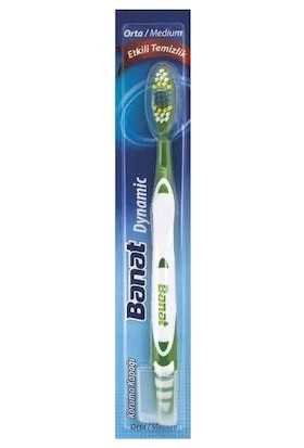 Banat Dinamik Diş Fırçası