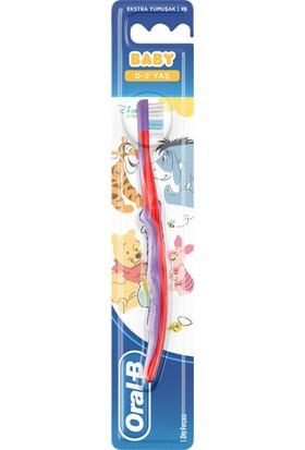 Oral-B Stages Çocuk Diş Fırçası ( 0-2 Yaş)