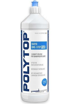 Polytop Rapid One Step Plus Tek Adım Pasta 1lt.