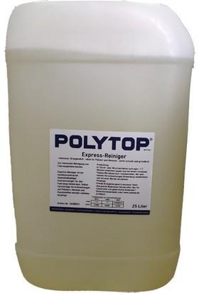 Polytop Express Cleaner Döşeme Temizleyici 25LT.