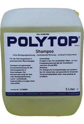 Polytop Shampoo Ph Notr Cilalı Şampuan 5lt.