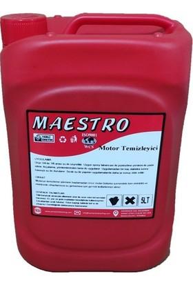 Maestro Motor Temizleme 5lt.