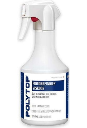 Polytop Viscous Engine Cleaner Motor Temizleme 500ML.