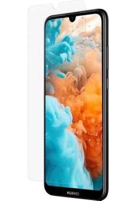 Engo Huawei Y6 2019 Ekran Koruyucu Nano Cam İnce Esnek 9h Temperli Campet Ekran Koruyucu