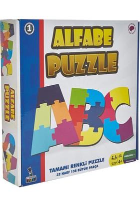 Mr Toy Alfabe Puzzle 138 Parça
