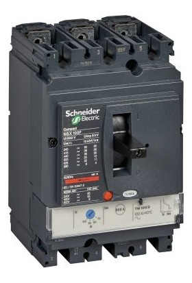 Schneider Electric 56-80 Nsx100F 3 Kutup 380V Ac 36Ka Kompak Şalter