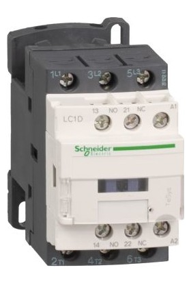 Schneider Electric 7.5Kw 18A 1Na+1Nk Kontaktör 110V Ac Kumanda