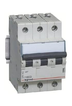 Legrand Xs3 3X50 B Tipi 4,5Ka Otomat