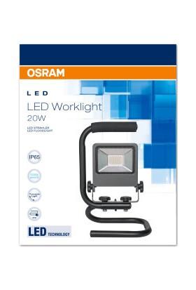 Osram Ledvance Led Worklıghts S-Stand 20 W 4000 K Ip65 Ayaklı Led Projektör