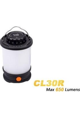 Fenix CL30R Kamp Lambası 650 Lümen