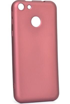 KNY Vestel Venus E4 Kılıf Ultra İnce Mat Silikon+Nano Cam Ekran Koruyucu