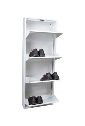 Minka Home Metal Ayakkabılık 4'lü