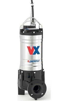 Pedrollo VX 75/65 Döküm Gövdeli Foseptik Dalgıç Pompa