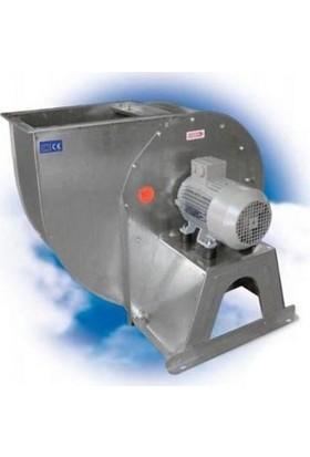 Sivar 4 kW 5.5 Hp Tek Emişli Santrifüj Fan 13000 m³/h 1450 Devir