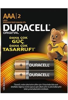 Duracell AAA Duracell İnce Kalem Pil