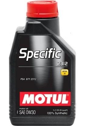 Motul Specific 2312 0W30 5 Litre Motor Yağı