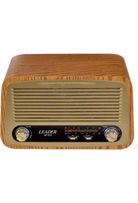 Lifemoni Classic Retro Nostaljik Radio-Usb-Sd-Bt-Fm Portatif Eski Radio