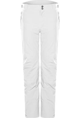 Toni Sailer Will Erkek Kayak Pantolonu Beyaz