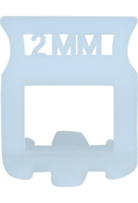 Şenol Ti̇caret 2 mm Sevi̇ye Derz Artısı 200'lü
