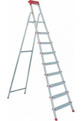 Zigana 9 Basamaklı Profil Merdiven