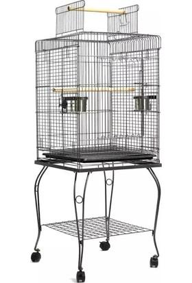 Best Cage P913 Sehpalı Papağan Kafesi
